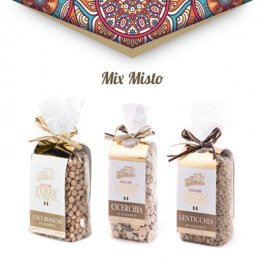Mixed Legumes pack