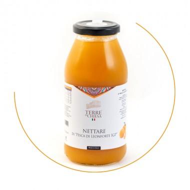 Nectar of peaches PGI from Leonforte