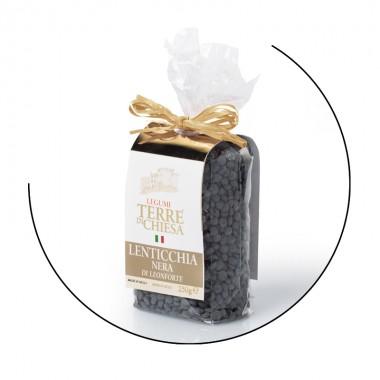 Black Lentil from Leonforte